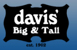 Davis' Big & Tall Coupons