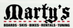 Marty's Ski and Board Shop Coupons