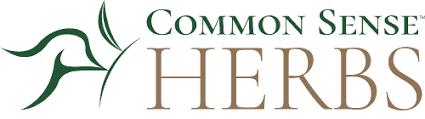 Common Sense Herbs Logo