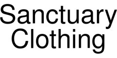 Sanctuary Clothing Coupon Codes
