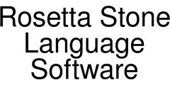 Rosetta Stone Language Software coupon code