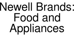 Newell Brands - Food and Appliances coupon code