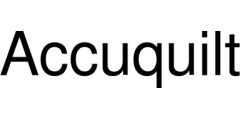 AccuQuilt Coupons, Promos & Discount Codes
