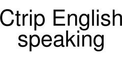 Ctrip English speaking coupon code