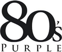 80s Purple Coupon Codes