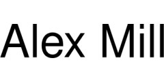 Alex Mill Coupon Codes