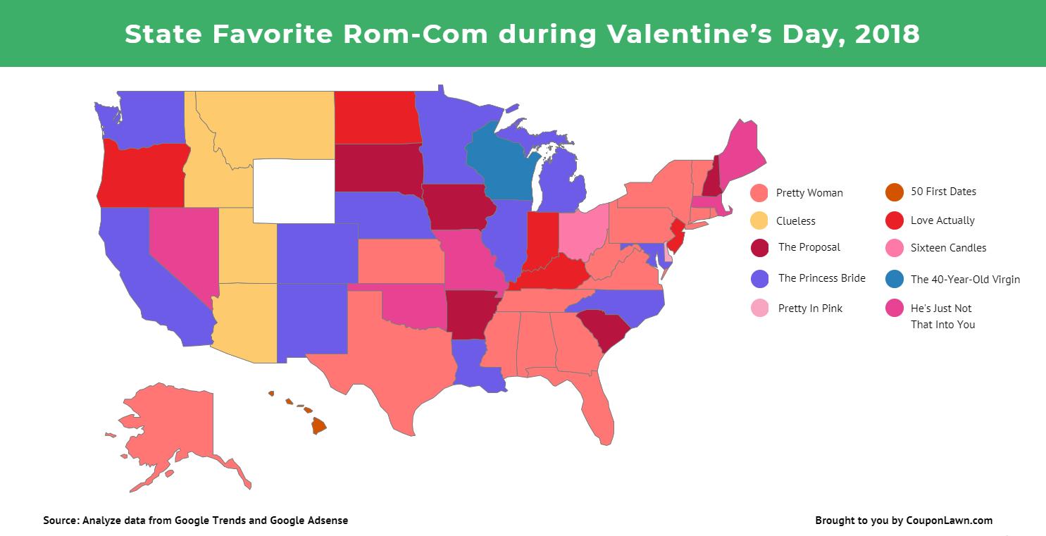 favorite rom-com 2018