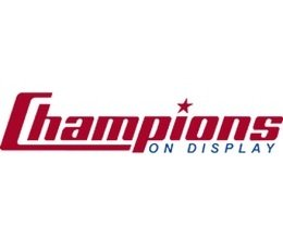 Champions On Display Coupon Codes
