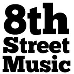 8th Street Music Coupon Codes