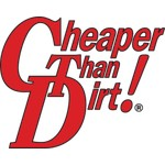 Cheaper Than Dirt Coupon Codes