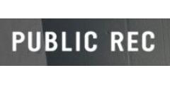 public rec Coupon Codes